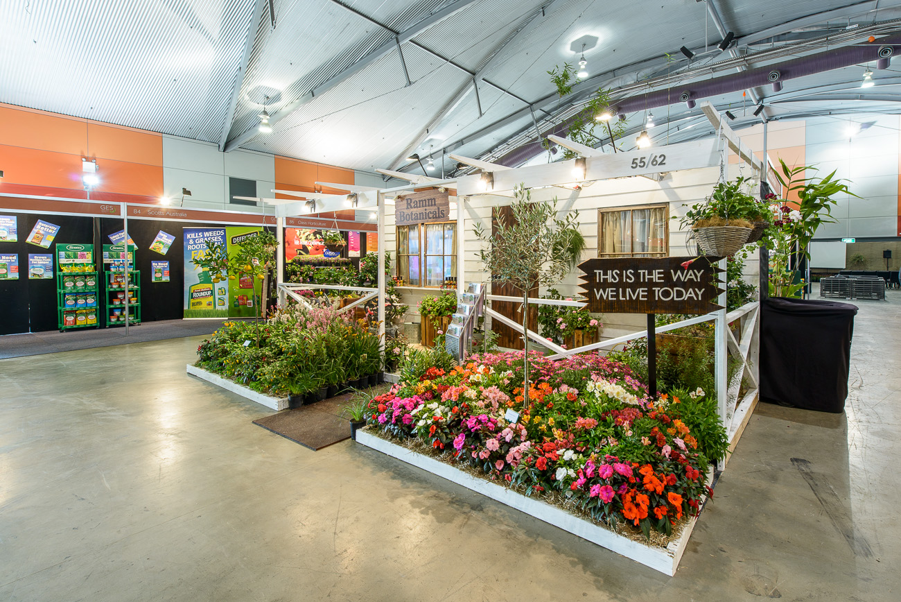 Ramm Botanicals – Greenlife Exhibition Stand Gold Award and Best in Show