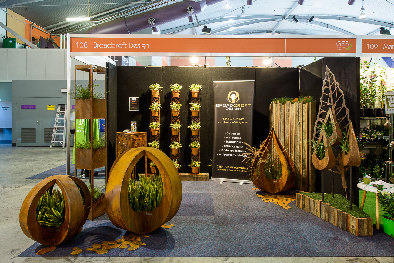 Broadcroft Design – Non-Greenlife Exhibition Stand Gold Award